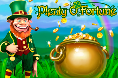 logo plenty o fortune playtech слот