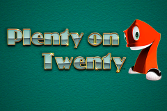 logo plenty on twenty novomatic слот