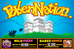 logo pollen nation microgaming слот