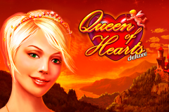 logo queen of hearts deluxe novomatic слот