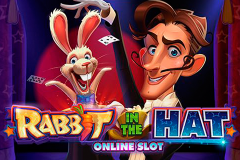 logo rabbit in the hat microgaming слот