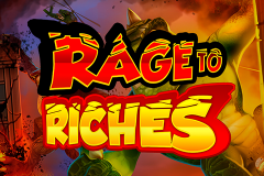 logo rage to riches playn go слот
