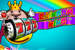 logo rainbow king novomatic слот