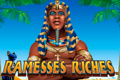 logo ramesses riches nextgen gaming слот