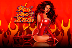logo red hot devil microgaming слот