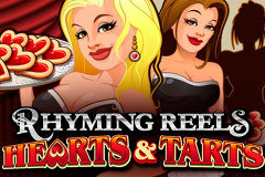 logo rhyming reels hearts and tarts microgaming слот