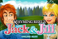 logo rhyming reels jack and jill microgaming слот