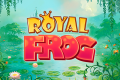 logo royal frog quickspin слот