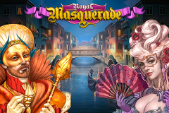 logo royal masquerade playn go слот