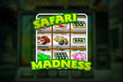 logo safari madness netent слот