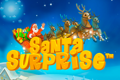 logo santa surprise playtech слот
