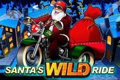 logo santas wild ride microgaming слот