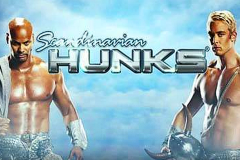 logo scandinavian hunks playn go слот