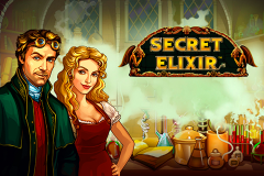 logo secret elixir novomatic слот