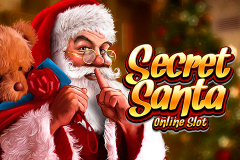 logo secret santa microgaming слот