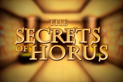 logo secrets of horus netent слот