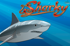 logo sharky novomatic слот