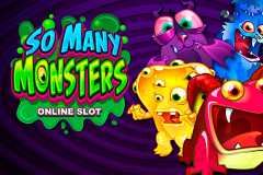 logo so many monsters microgaming слот