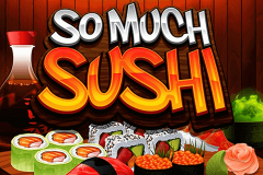 logo so much sushi microgaming слот