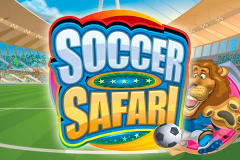 logo soccer safari microgaming слот
