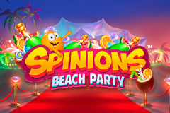 logo spinions beach party quickspin слот