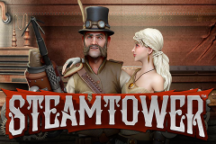 logo steam tower netent слот