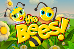 logo the bees betsoft слот