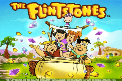 logo the flintstones playtech слот