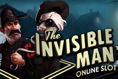 logo the invisible man netent слот