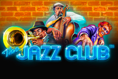 logo the jazz club playtech слот
