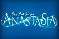 logo the lost princess anastasia microgaming слот