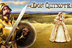 logo the riches of don quixote playtech слот