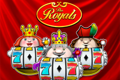 logo the royals novomatic слот