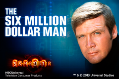 logo the six million dollar man playtech слот