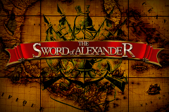 logo the sword of alexander isoftbet слот