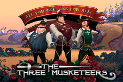 logo the three musketeers playtech слот