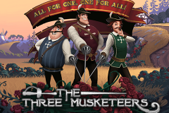 logo the three musketeers quickspin слот