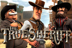 logo the true sheriff betsoft слот