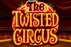 logo the twisted circus microgaming слот