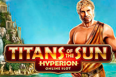 logo titans of the sun hyperion microgaming слот