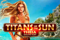 logo titans of the sun theia microgaming слот