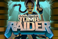 logo tomb raider microgaming слот