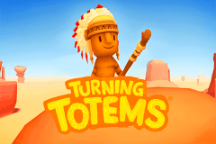 logo turning totems thunderkick слот