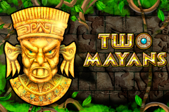 logo two mayans novomatic слот