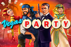 logo vegas party netent слот