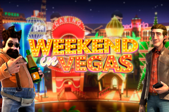 logo weekend in vegas betsoft слот