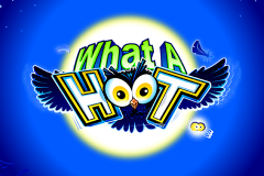 logo what a hoot microgaming слот
