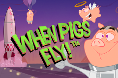 logo when pigs fly netent слот