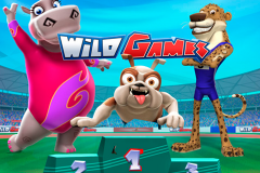 logo wild games playtech слот