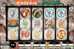 phoenix and the dragon microgaming игровой автомат
